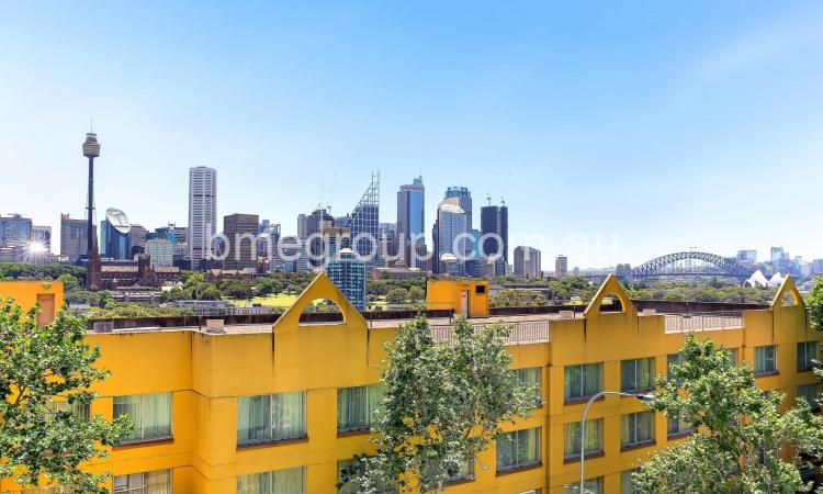 Potts Point Brand New 2 Bed Room With Harbour Bridge View