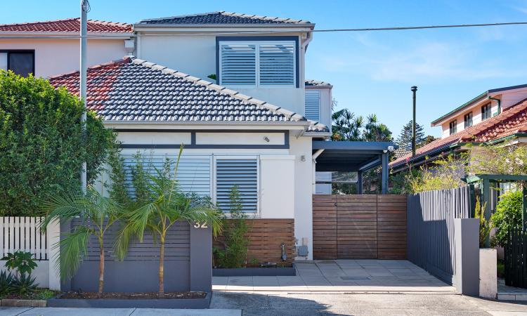 Fully Furnished Family Beach House In the Heart of North Bondi