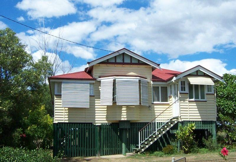 2 Bedroom Highset Queenslander