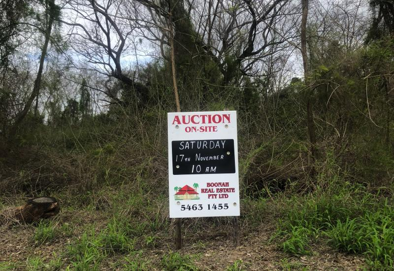 FOR SALE BY AUCTION - RARE FIND IN THE COUNTRY