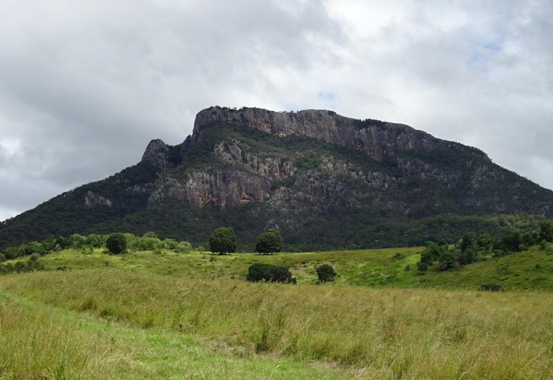 Foothills of Mount Maroon