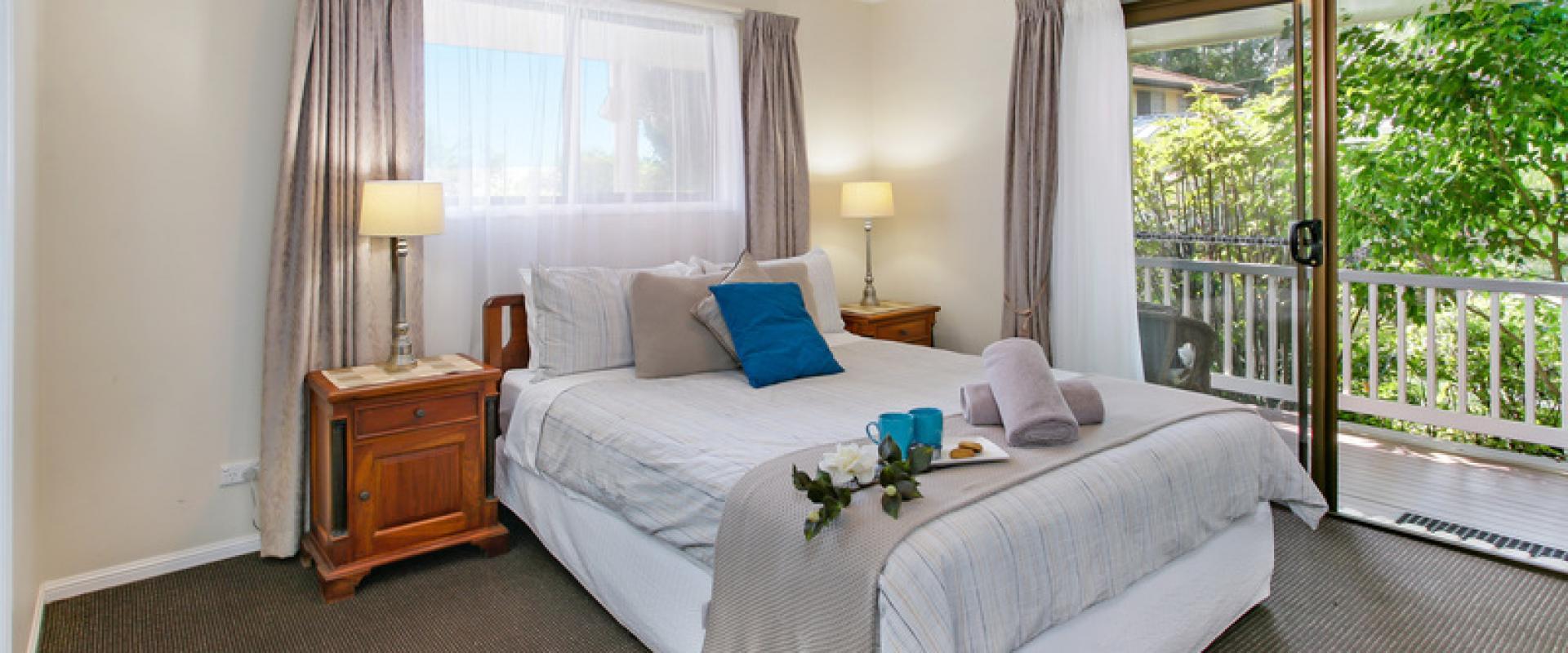 Sundowner Guest Bedroom