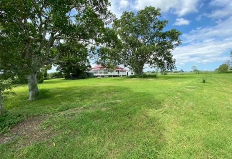 1900's RENOVATED HOMESTEAD ON 20 ACRES WITH TOWN WATER