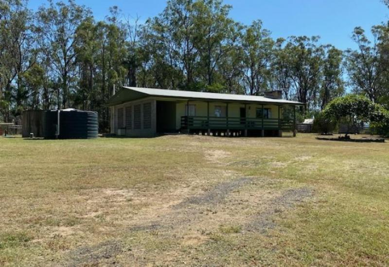 33 ACRES, HOME, SHEDS & GOOD WATER