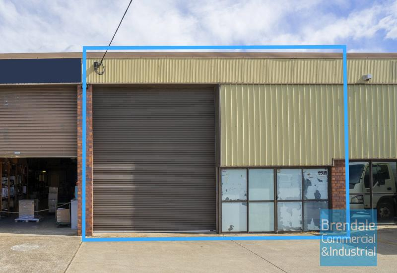 155m2 CLASSIC INDUSTRIAL OR STORAGE UNIT