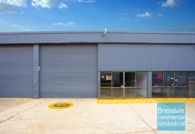 168m2 CLASSIC INDUSTRIAL OR STORAGE UNIT