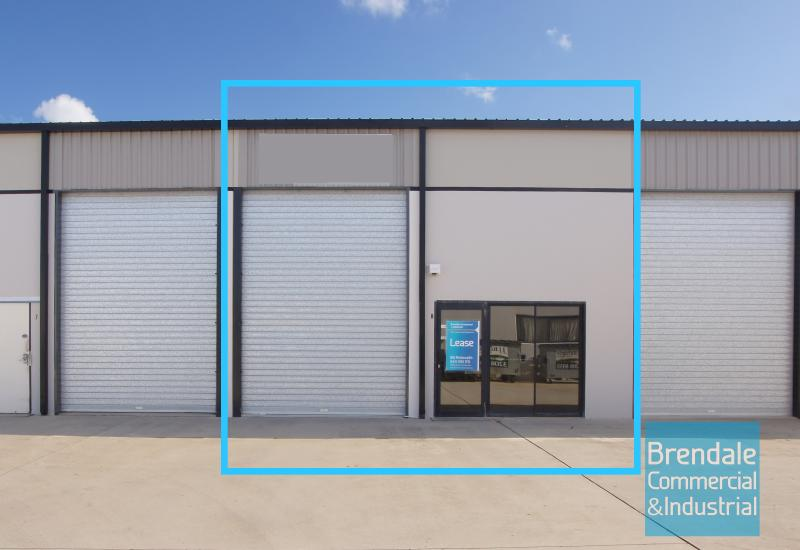 84m2 INDUSTRIAL UNIT WITH OFFICE