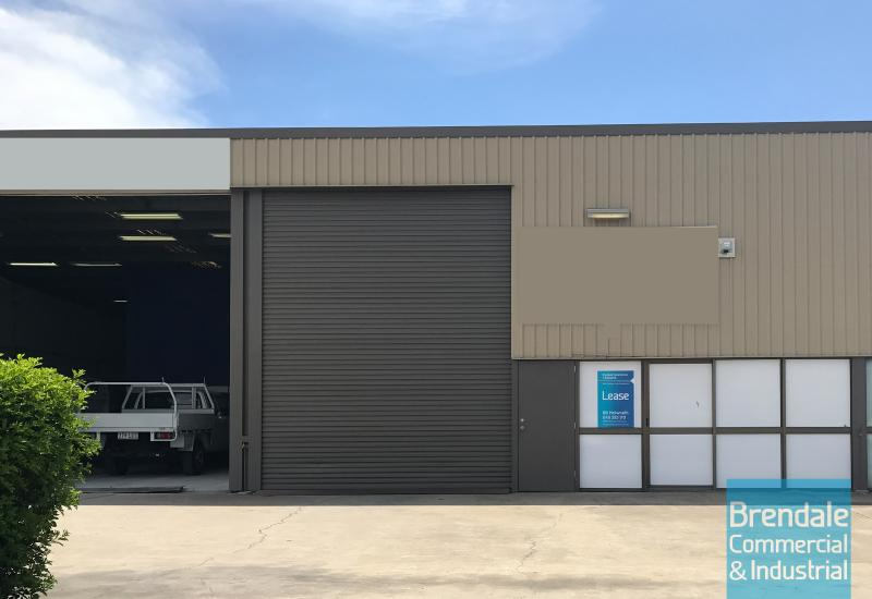 191m2 CLASSIC INDUSTRIAL OR STORAGE UNIT