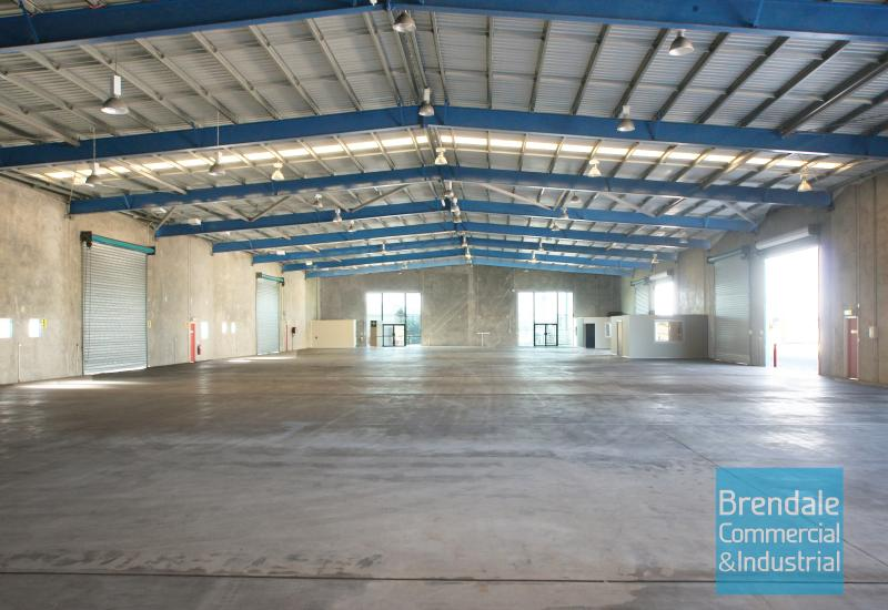 1,980m2 FREESTANDING WAREHOUSE WITH OFFICE