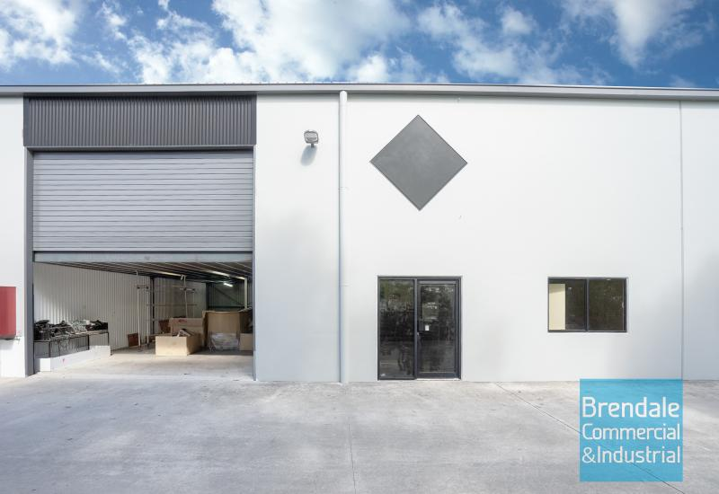 [UNDER OFFER] 295m2 INDUSTRIAL UNIT WITH OFFICE