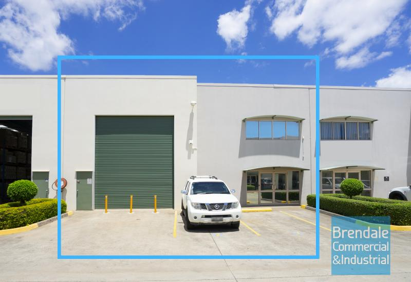 359m2 INDUSTRIAL UNIT WITH OFFICE