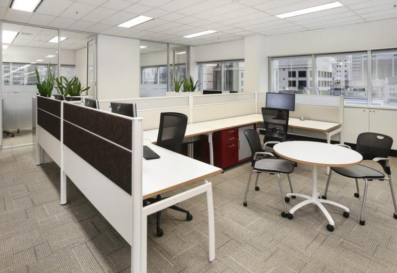 Corner Suite - Fitted & Furnished - Sydney's CBD
