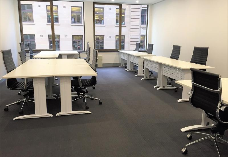 Managed Suite - Fully Furnished 15 Workstations