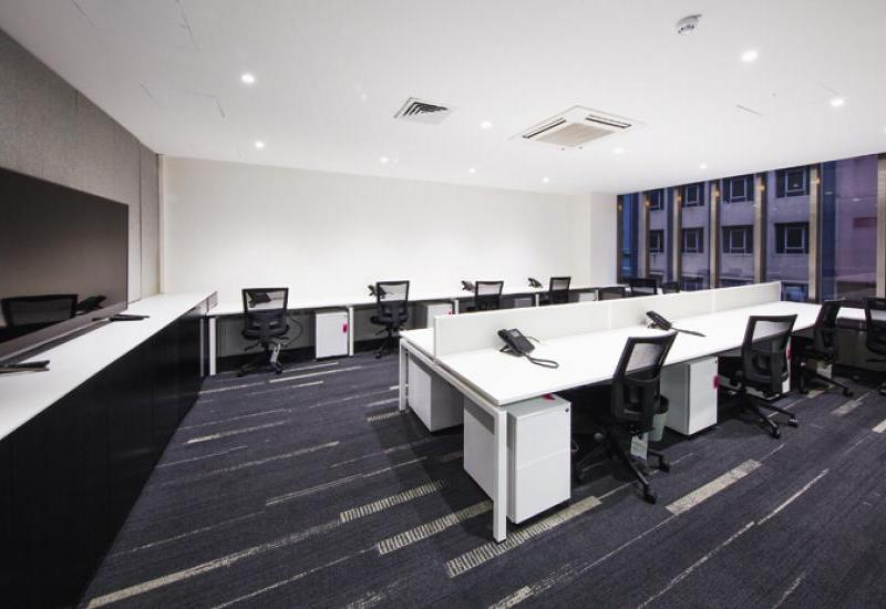 Plug & Play - Furnished 10 Person Private Office - Clarence Street Outlook