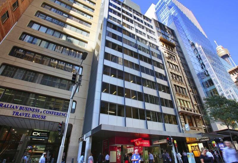 Fitted Suite - 54 Sqm - Sydney's CBD Core