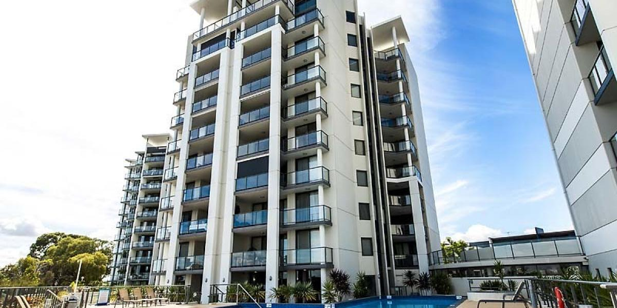 214sqm Ground Floor Balcony on the Swan River