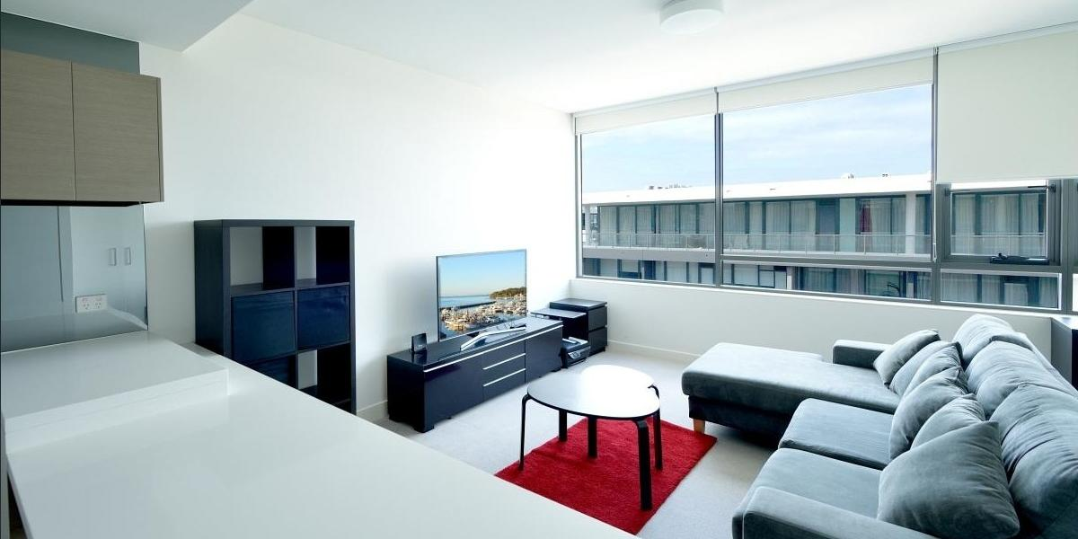 Spacious Modern 1 Bedroom Apartment