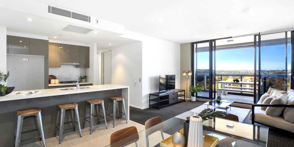 A beautiful harmony of panoramic views, intelligent design and iconic amenities