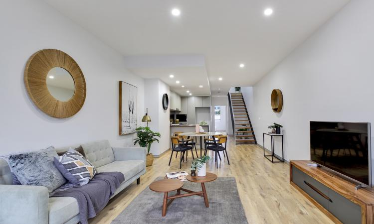 Spacious & renovated, nestled in tranquillity