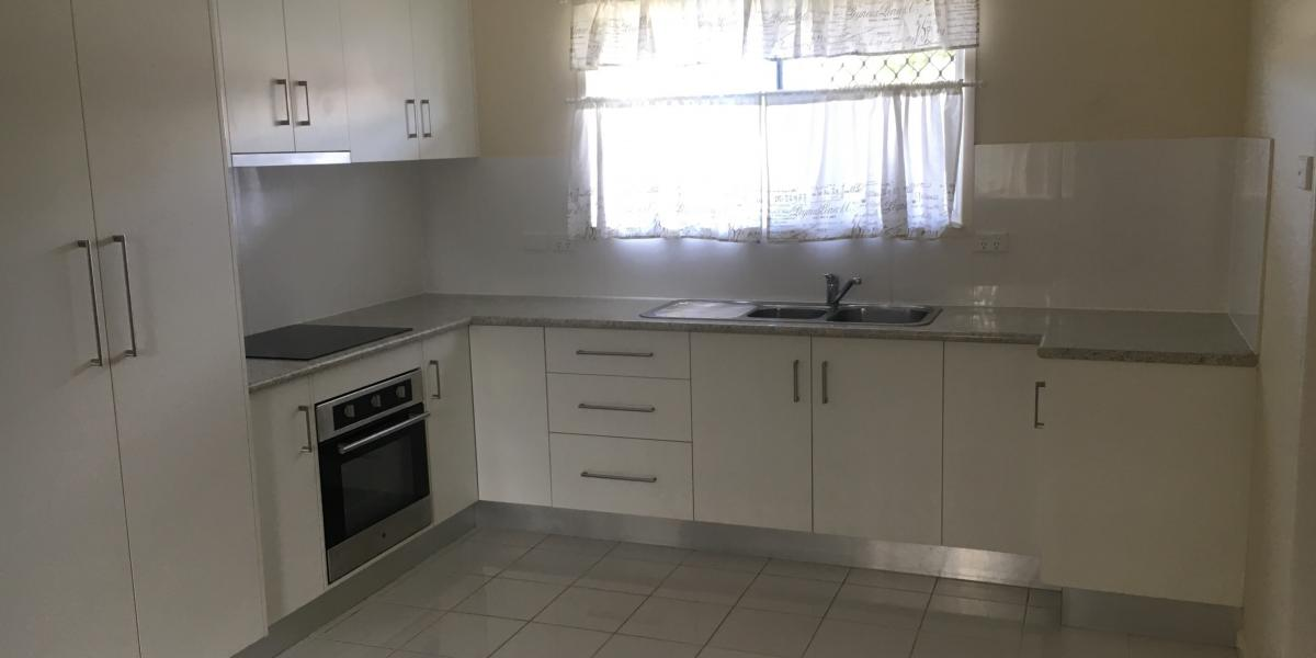 Fresh clean unit ready for the perfect tenant Now
