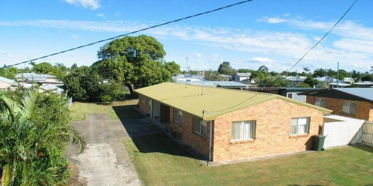 2 Bedroom Brick Unit in great Location This unit in located in a quiet area of Norville.