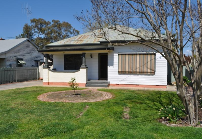 Lovely renovated home with excellent shedding.