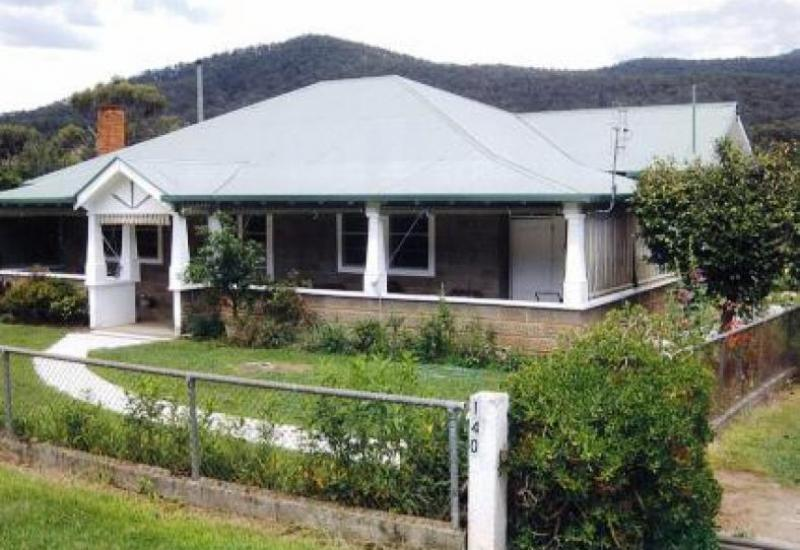 Outstanding views of Mt Bogong and the beautiful Mitta Mitta Valley