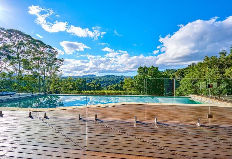 'Rainforest Resort' - The complete privacy package