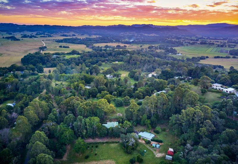 Myocum Hobby Farm - The Perfect Package