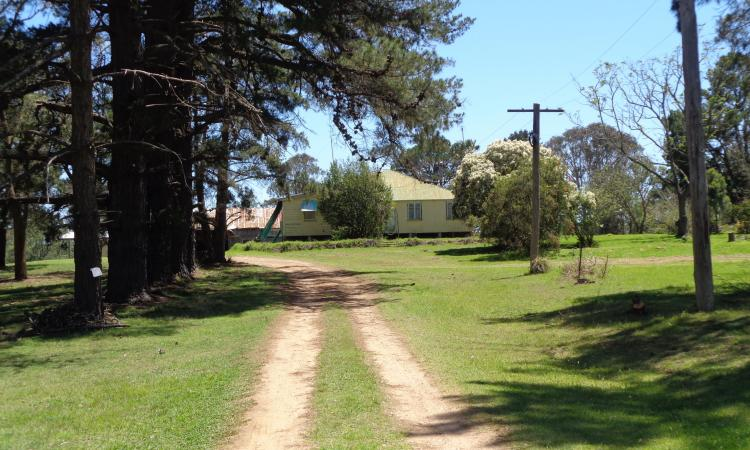 30 Acres - Good Sheds and Water