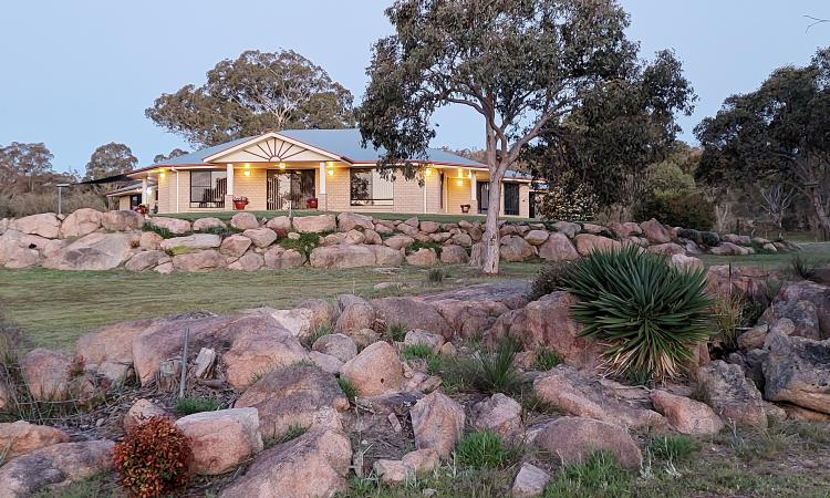 Quality Brick Home on 5 Acres - Close to Town
