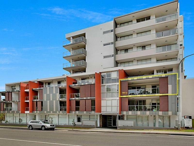 Stylish apartment living in the heart of Campbelltown