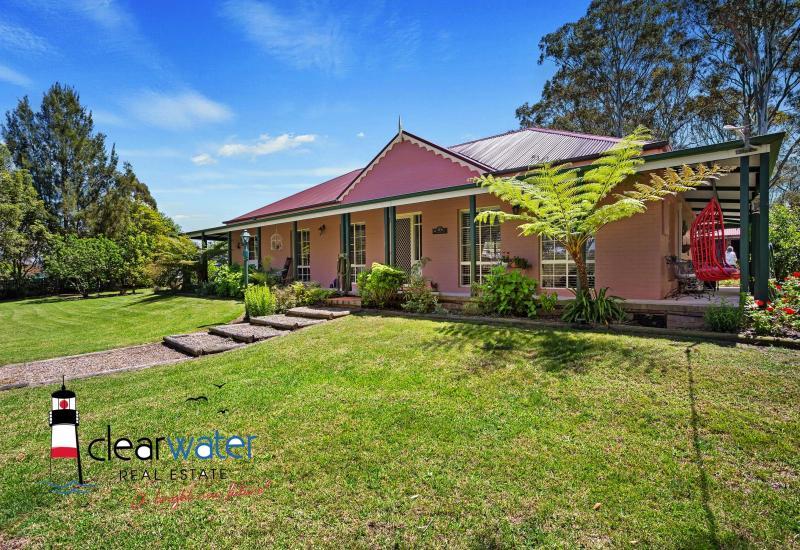 Casswell Cottage @ Moruya