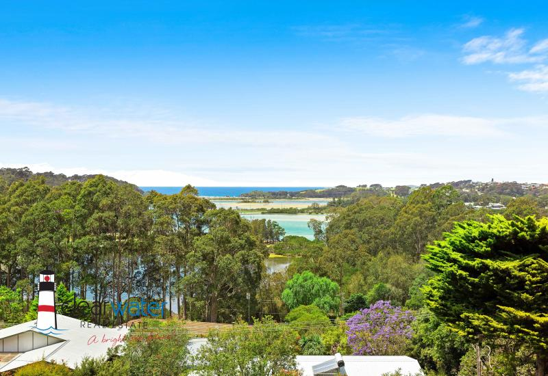 Tri Level Home With Extensive Water Views @ North Narooma