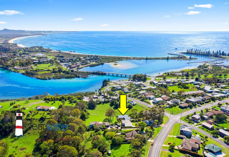 Large Home With Many Options @ Bermagui
