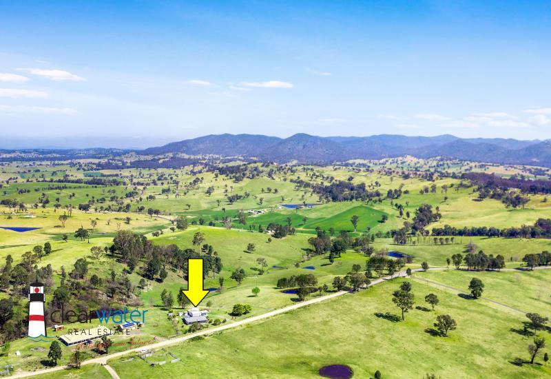 Rural Lifestyle Living - Extensive Hinterland Views @ Wandella