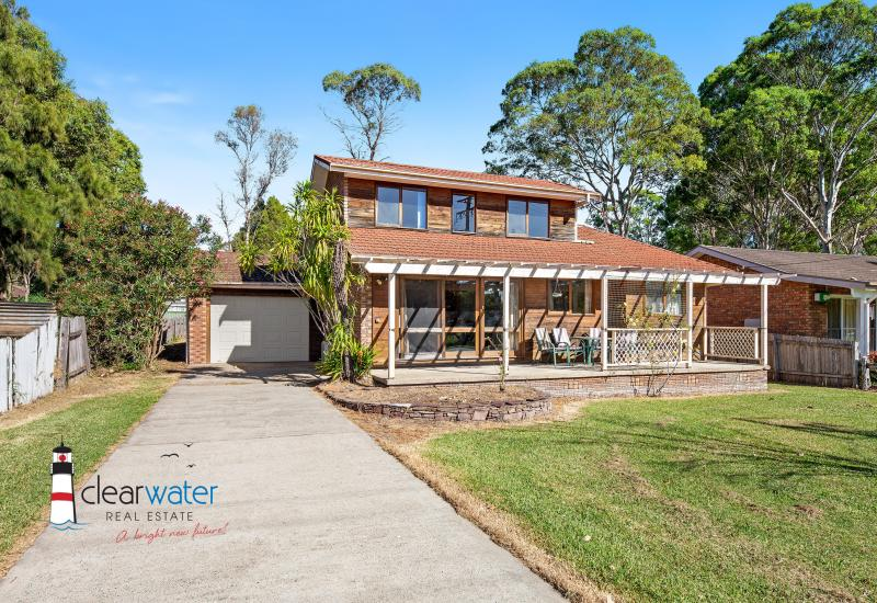Two Storey Brick Home @ Moruya