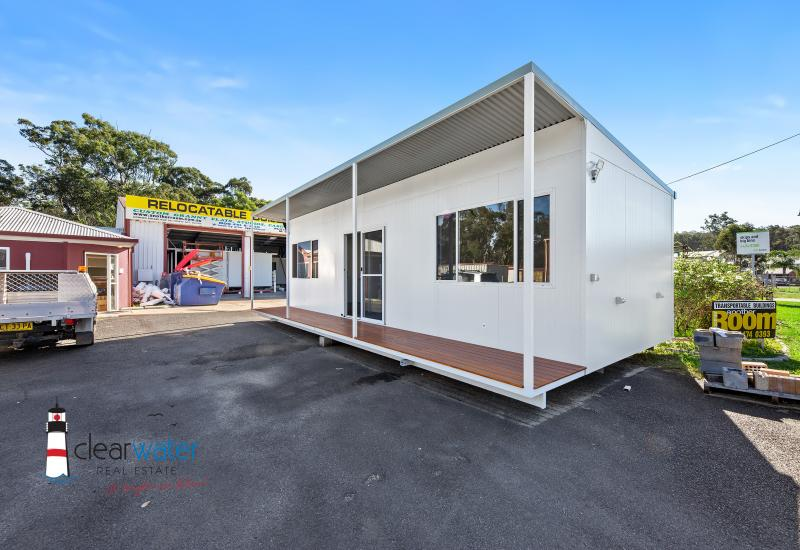 Leasehold Business - Another Room - Transportable Buildings