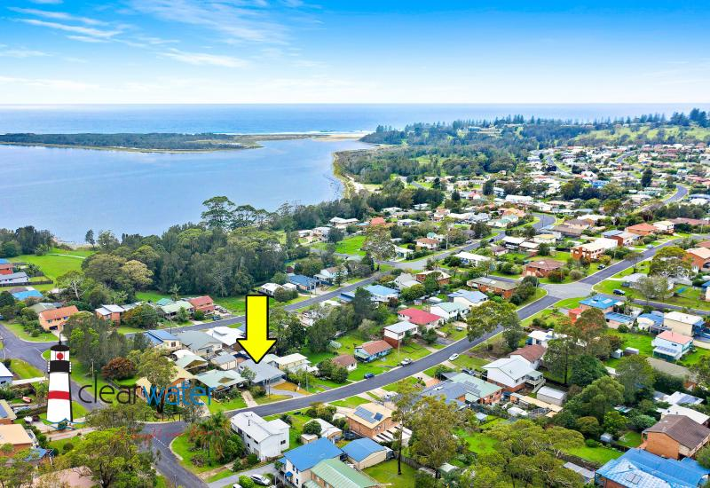 New Home in Tuross Head - Close To Lake & Golf Course