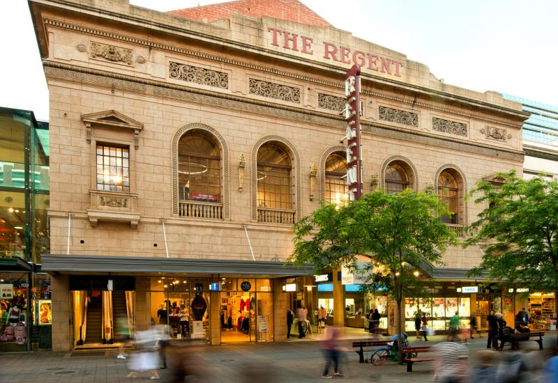 Iconic Regent Arcade- Sold off market