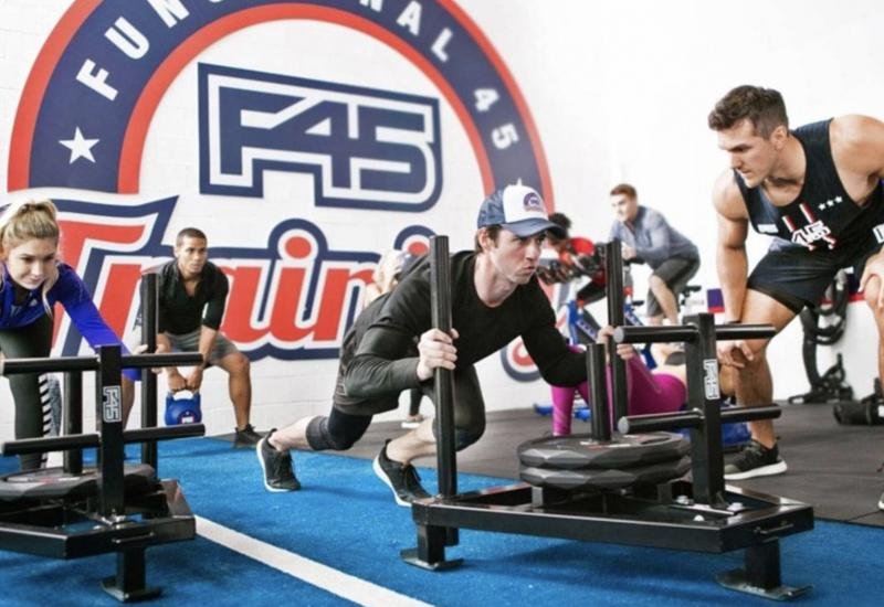 F45 Training Adelaide Location Studio