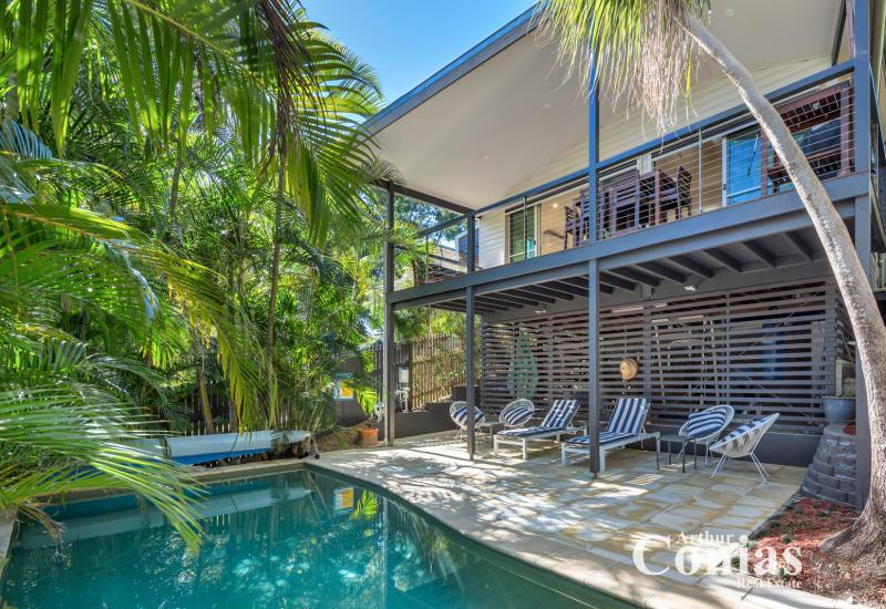 Resort Living in Bardon Dress Circle Address