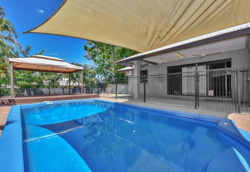 Pool Side Living