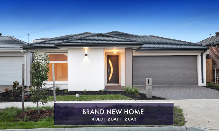 GORGEOUS 4 BED BRAND NEW FAMILY HOME!