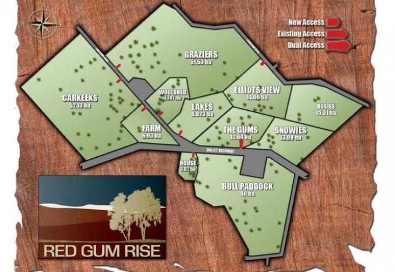RED GUM RISE
