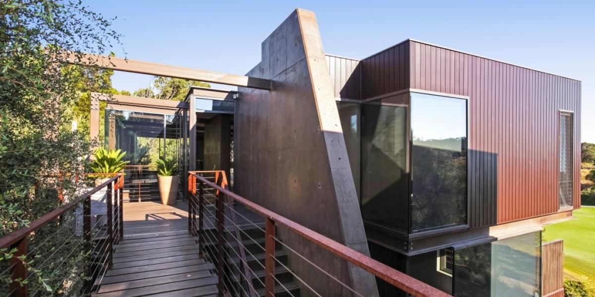Magnificent Setting for this Multi Award-Winning Residence on Moonah Links