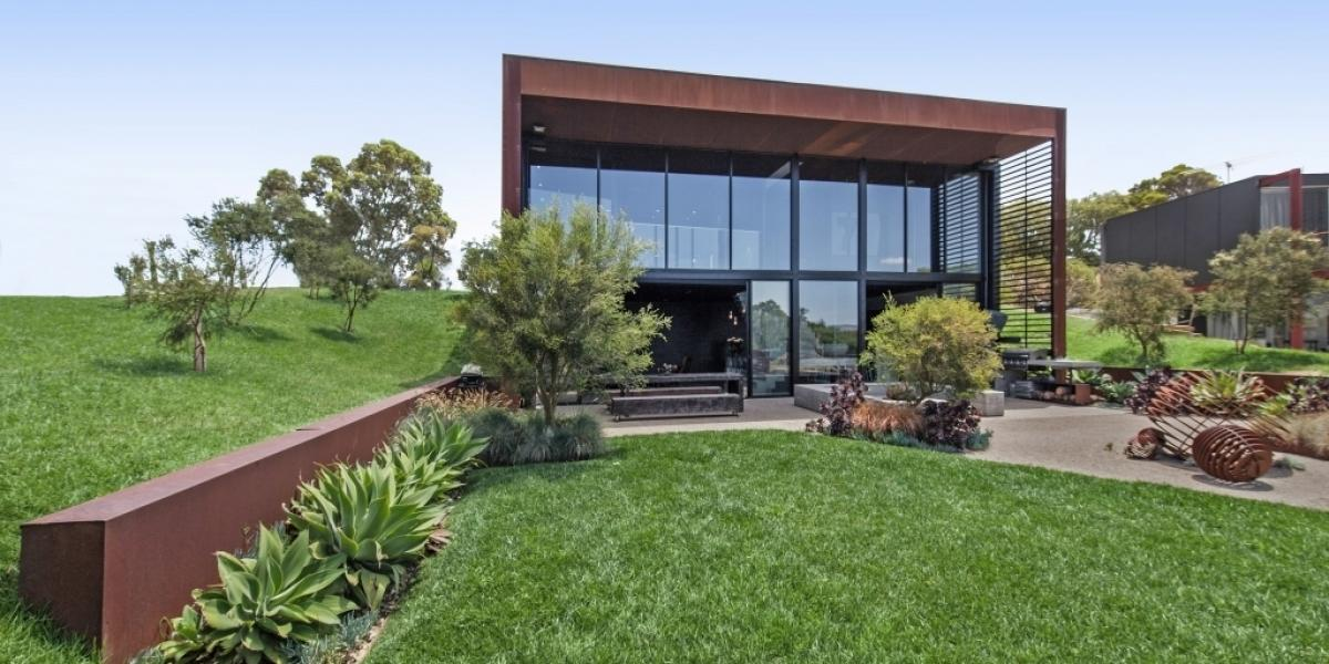 Amazing Views from This Stunning Home on Level Block