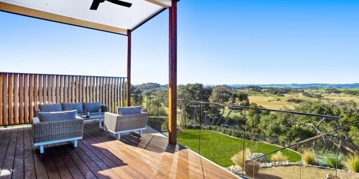Moonah Links Home with Amazing Golf Course and Beyond Views