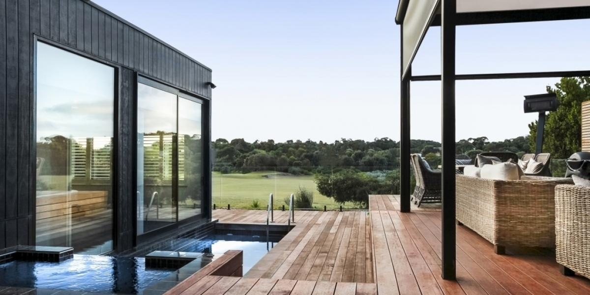 A Small House That Lives Large at Moonah Links