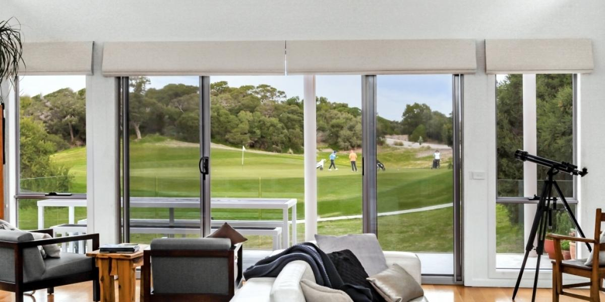 Inspect any day:  Only House Overlooking the 18th Green at Moonah Links